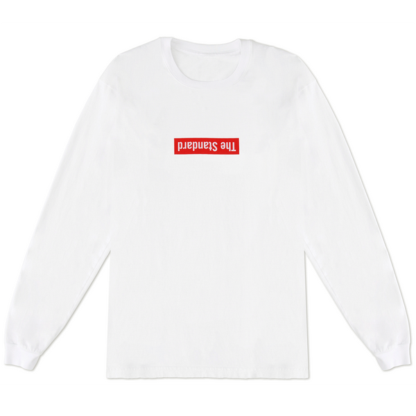 The Standard Logo L/S T-Shirt