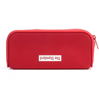 Soft Touch BNI Pouch Red