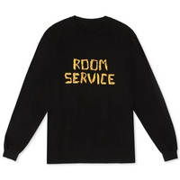 Room Service Long Sleeve Black