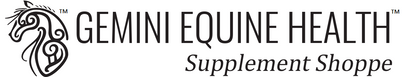 Gemini Equine Health Supplement Shoppe