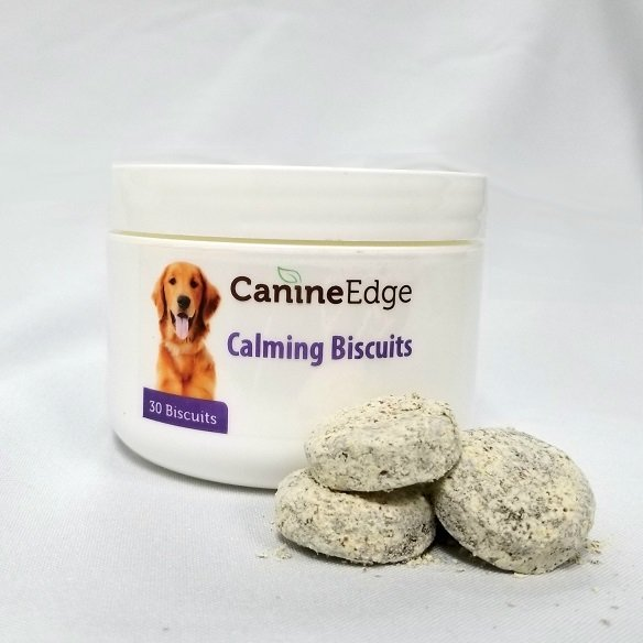 T.H.E. Canine Edge Calming Biscuits (30 biscuits)