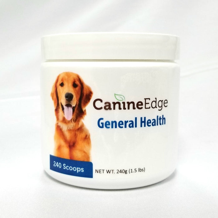 T.H.E. Canine Edge General Health