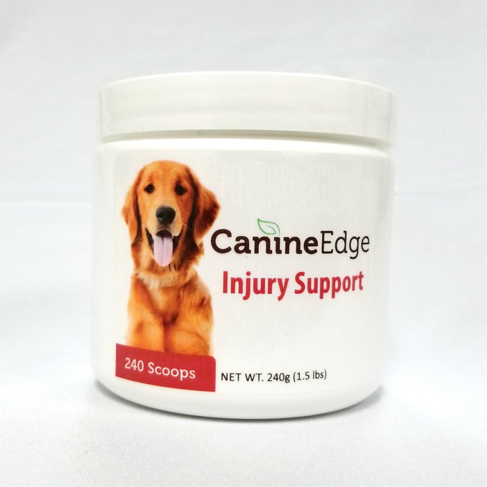 T.H.E. Canine Edge Injury Support (120 scoops)