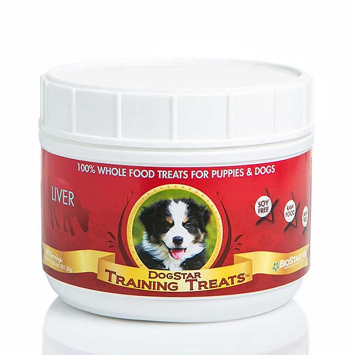 Dog Star Liver Treats by BioStar