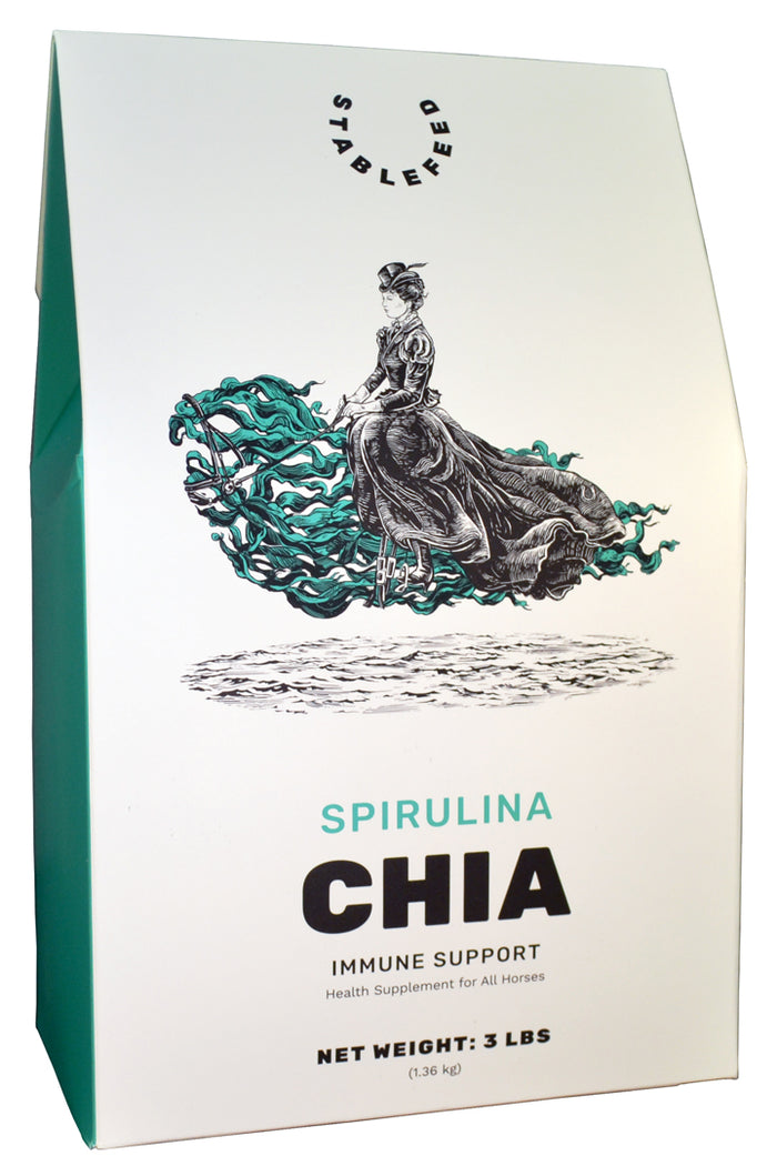 Spirulina Chia Immune Support by StableFeed