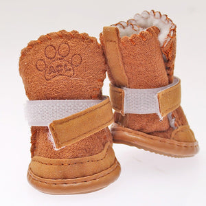 Frenchie Corner® Winter Puppy Shoes