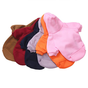 Frenchie Corner® Basic Dog Hoodies