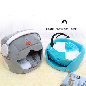 Frenchie Corner® Helmet House & Sofa