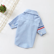 Frenchie Corner® Oxford Frenchie Shirt