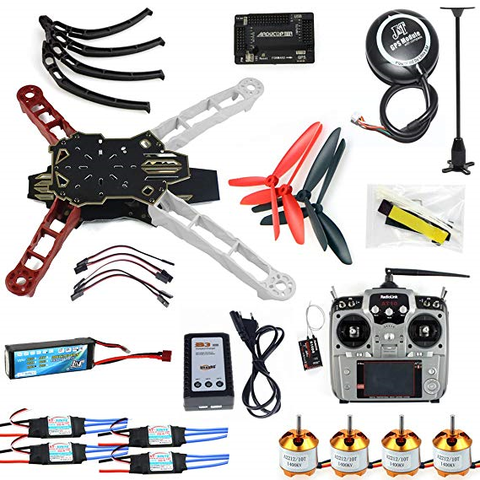 How to Build a DIY Drone and Its Components