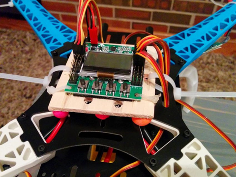 DIY Drone flight controller