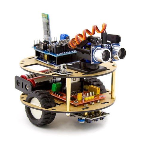 arduino intelligent car suite kit project