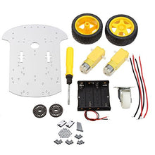 Chassis Kit for UNO Robot Cars