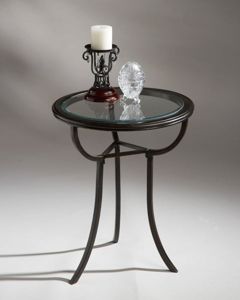 Danley Transitional Accent Table