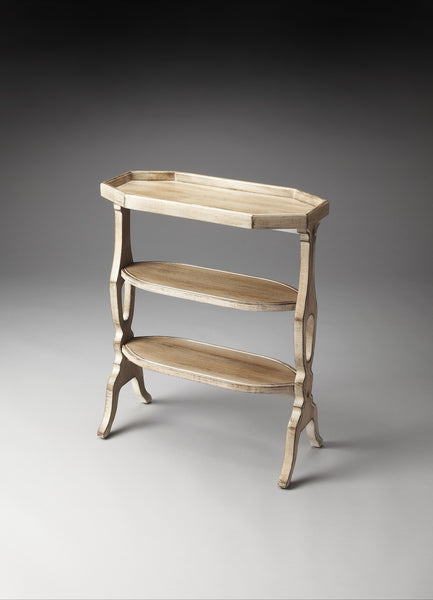 Hadley Driftwood Accent Table