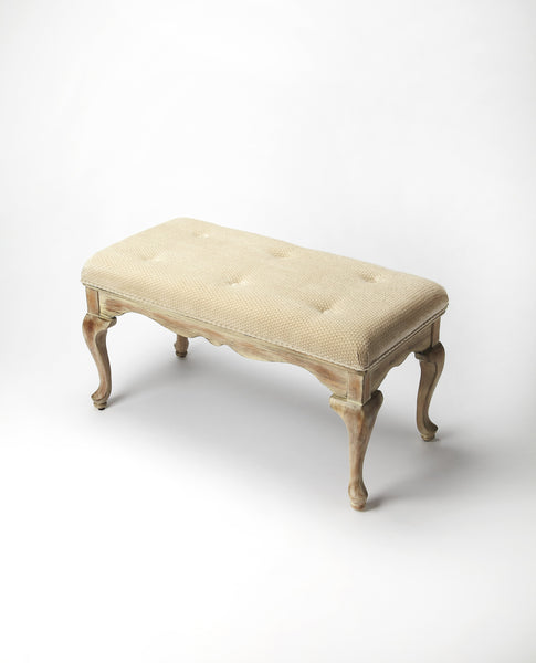 Grace Driftwood Bench