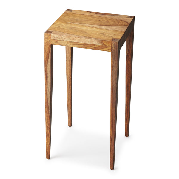 Cagney Solid Wood Scatter Table