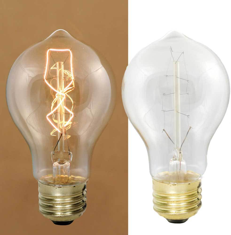 40 Watt Medium Pear Vintage Style Light Bulb