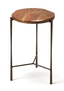 Brisbane Live Edge Accent Table