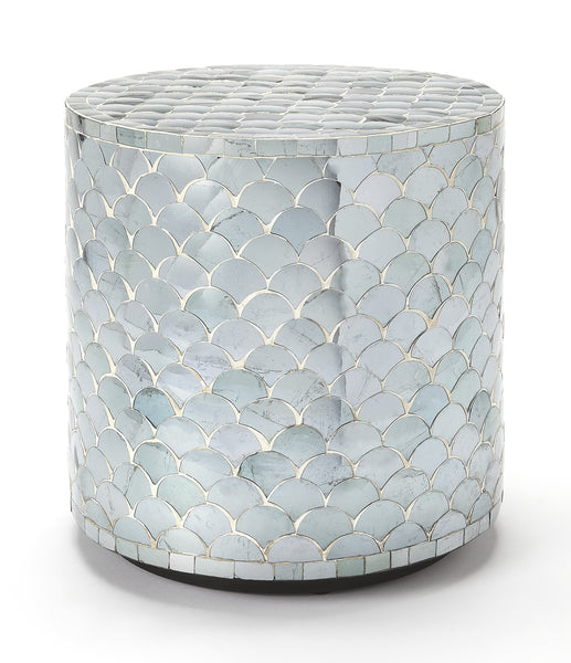 Alana Mirrored Accent Table