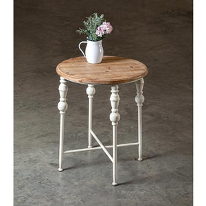 Farmhouse Accent Table