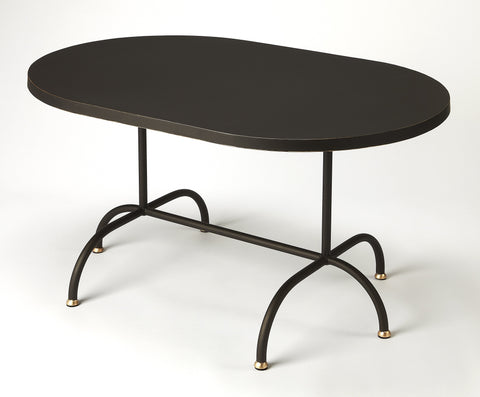 Cleo Black Gold Coffee Table