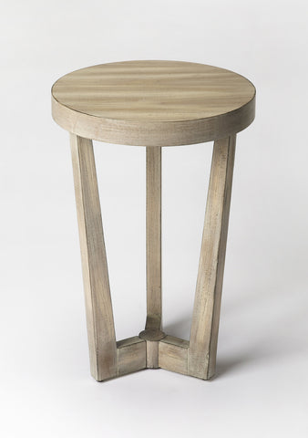 Aphra Driftwood Accent Table