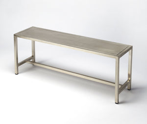 Tribeca Iron Bench