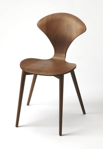 Metropolitan Mid-Century Modern Side Chair