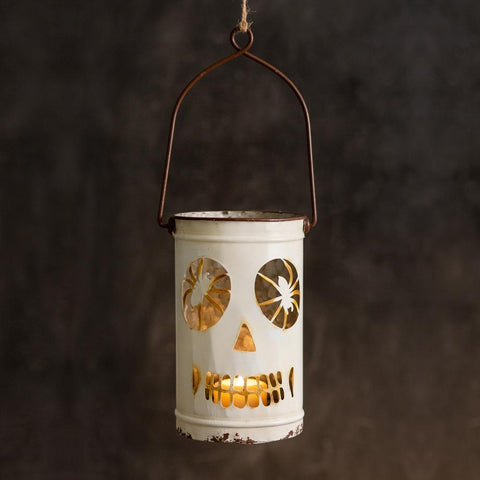 Skeleton Luminary with Handle