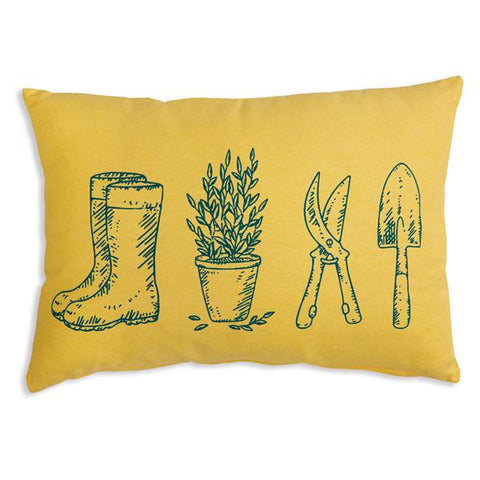 Garden Accent Pillow