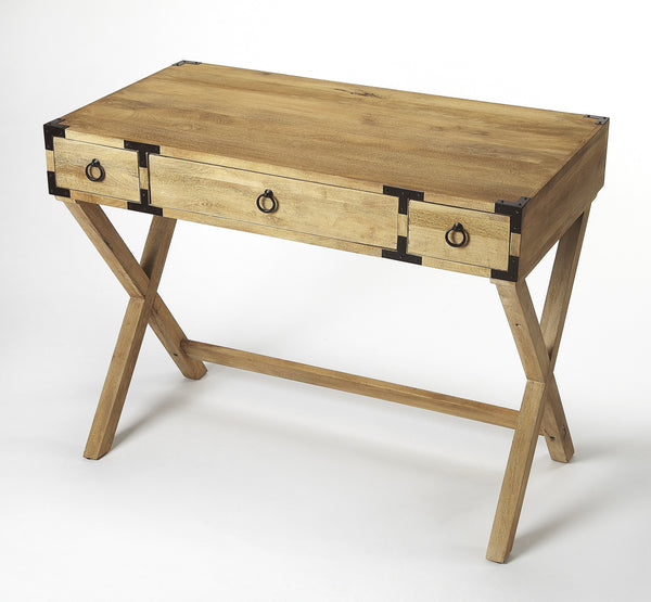 Forster Natural Mango Writing Desk