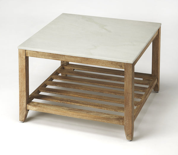 Brayden Marble Bunching Coffee Table