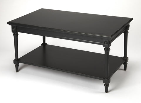 Easterbrook Black Coffee Table