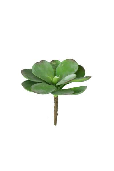 Set Of 6 Artificial Paddle Plants