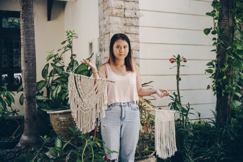 Meet the Makers : Macrame