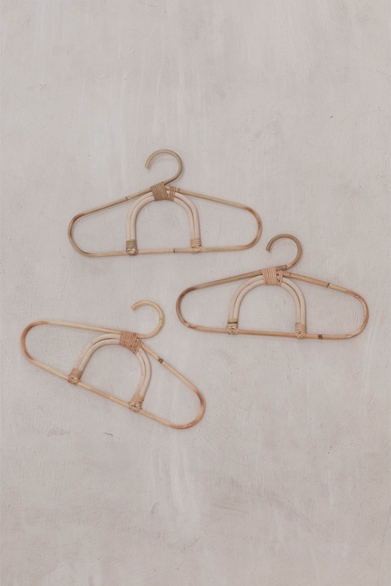 Kids Rattan Hanger Collection