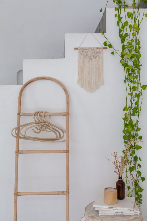 Traditional Rattan Hangers- Adult
