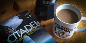 Book Review - Citadel by Jordan Wylie
