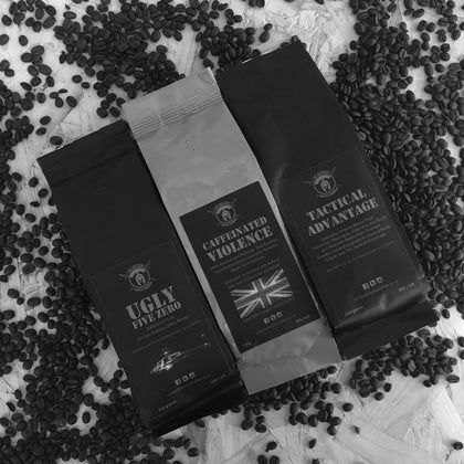 Contact Tactical Coffee, UK Veteran Owned Coffee Company,