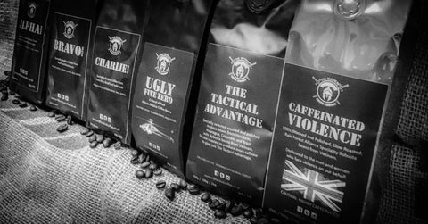 Tactical Coffee Wholesale