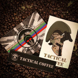 Sticker Collection. - Tactical Coffee, veteran Coffee, military coffee,