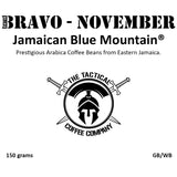 Bravo November - Jamaican Blue Mountain®  150G