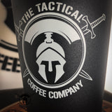 Travel Mug. - Tactical Coffee, veteran Coffee, military coffee,