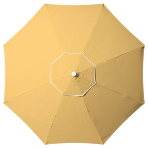 Golden Market Umbrella
