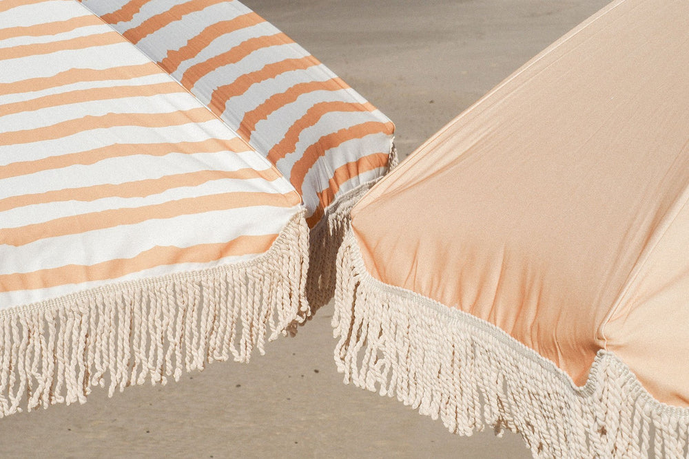 Sun Ray Beach Umbrella ☼ Sunday Supply Co.