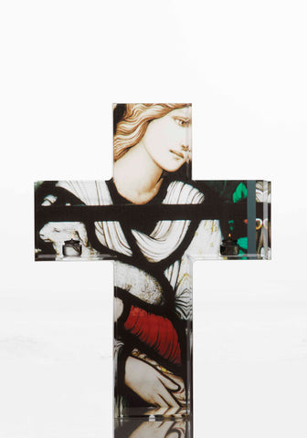 Clear Acrylic Crosses