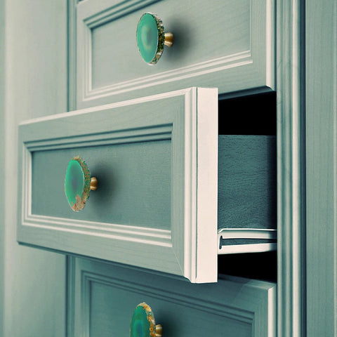 Bejewelled Drawer Knobs