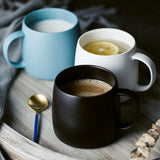 Scandi Matt Coffee mugs