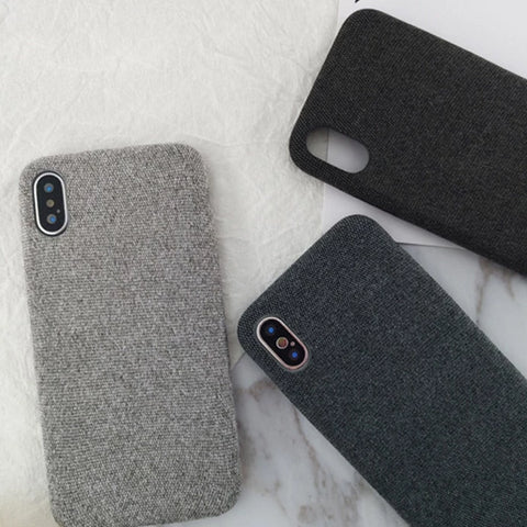 Tweedy case for your phone